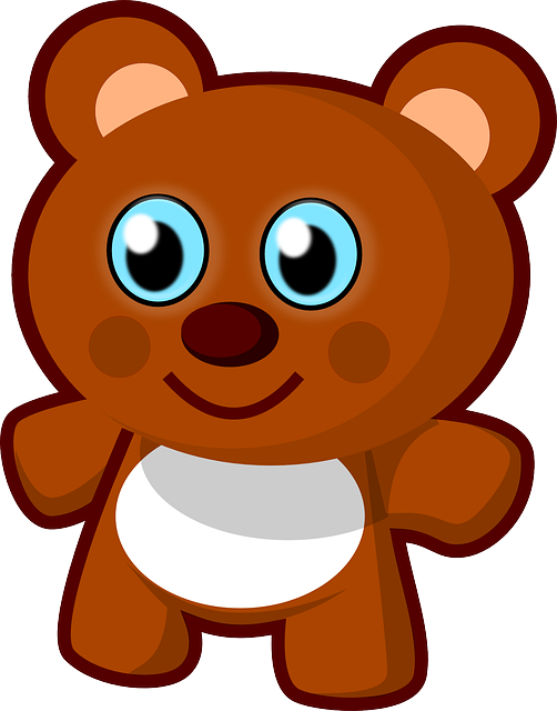 "Pixaby ""bear hug"" graphic to accompany ""cofounder riddle"""