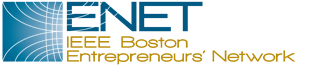 Boston ENET's logo, for Boston Entrepreneur Networking