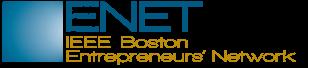Boston ENET's logo, for Boston Entrepreneur Networking