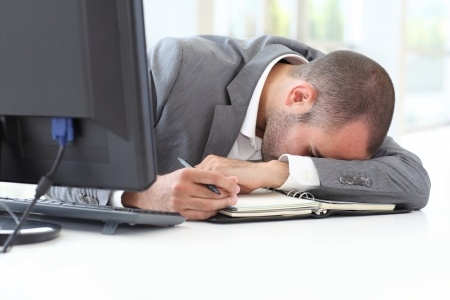 You can stay productive and get things done when tired